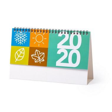 Calendario de sobremesa Feber