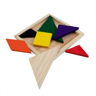 Puzzle Tangram