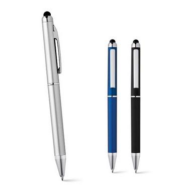 Bolígrafo plástico puntero táctil