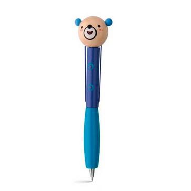 Bolígrafo niños con muñeco.