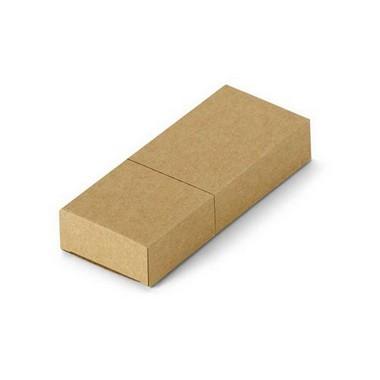 Caja cartón con 10 lápices de color.