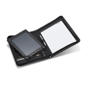 Portafolios con soporte tablet A4.