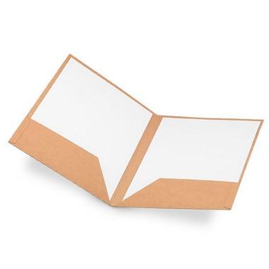 Portafolios A4 sencillo cartón.