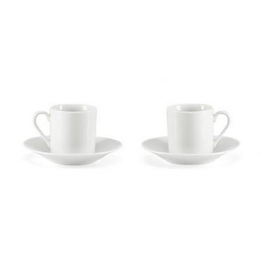 Set de 2 tazas de café