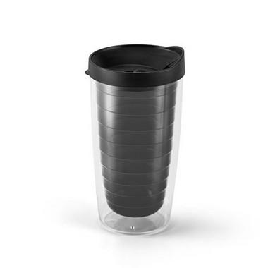 Vaso de viaje con doble cuerpo 450 ml