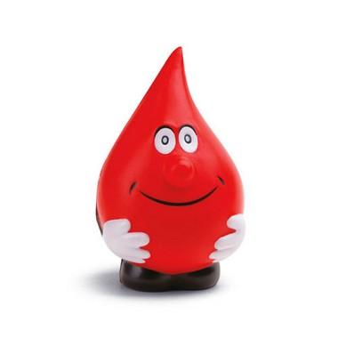 Antiestrés forma Gota de Sangre.