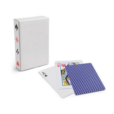 Baraja de 54 cartas en caja de papel
