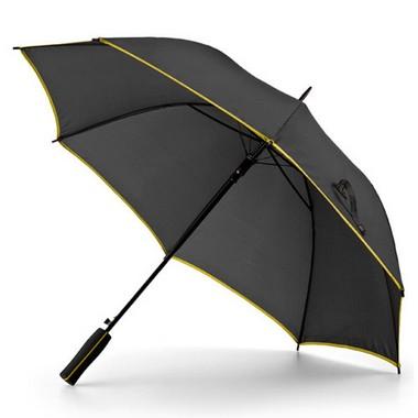 Paraguas automático mango EVA, ribete.