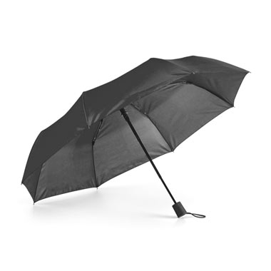 Paraguas plegable con apertura automática