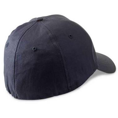 Gorra de béisbol 100% algodón sin hebilla.
