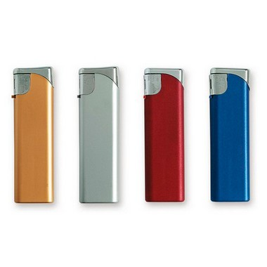 Encendedor Slaid Metalizado