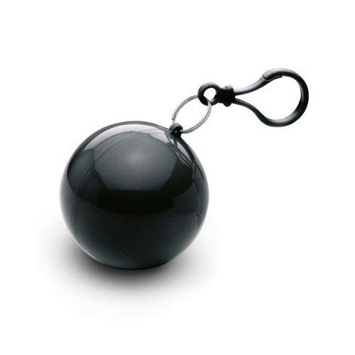 Poncho en bola redonda