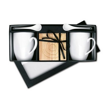 Set café en caja de regalo