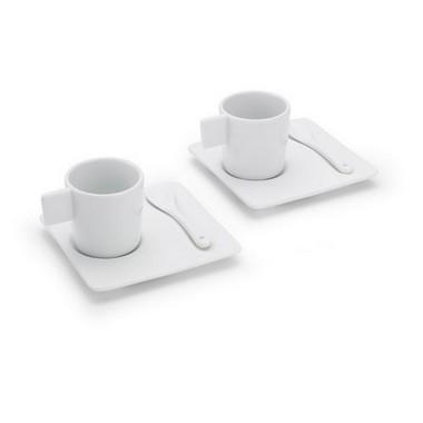 Set de café 2 piezas