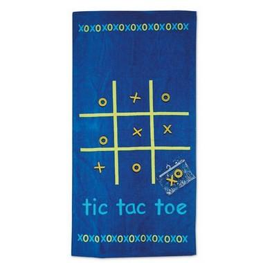 Toalla Tic Tac Toe