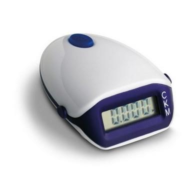 Podómetro con pantalla LCD