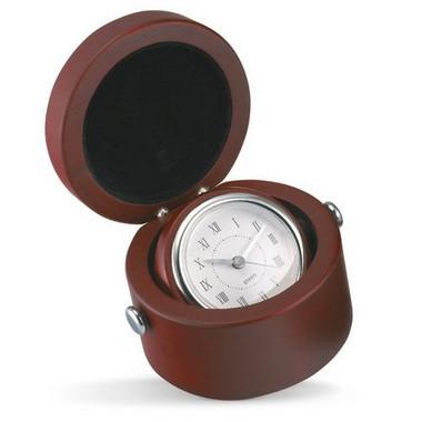 Reloj sobremesa en caja