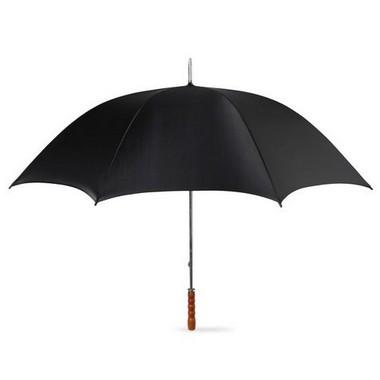 Paraguas Golf con mango de madera