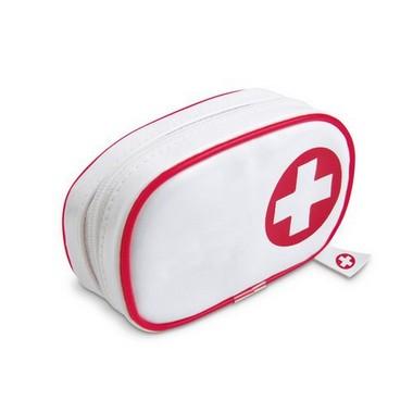 Kit de primeros auxilios en neceser