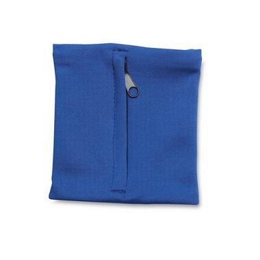Muñequera elástica con bolsill