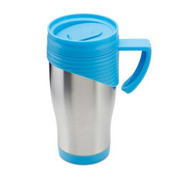 Taza de acero inoxidable 455 ml