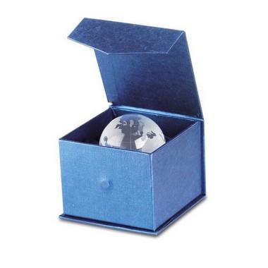 Pisapapeles bola de cristal