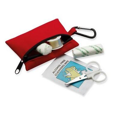 Kit primeros auxilios en estuche