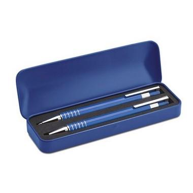Set de bolígrafos en caja