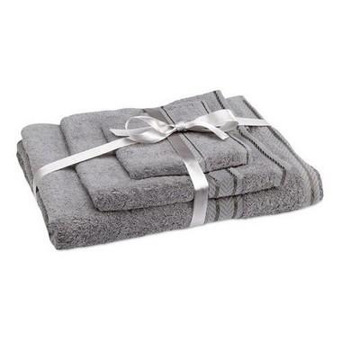 Set 3 toallas de baño
