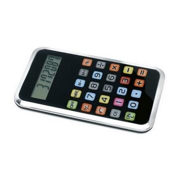 Calculadora estilo smartphone