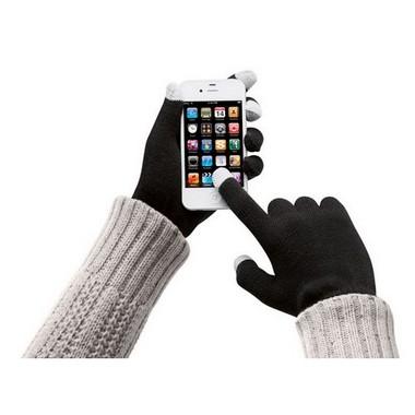 Guantes táctiles p/ smartphone