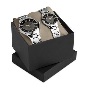 Set reloj para hombre y mujer
