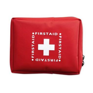 Kit de primeros auxilios en bolsa