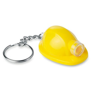 Linterna LED en forma de casco Minero