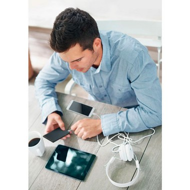 USB 8Gb y Powerbank 2200 mAh Powerusb