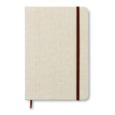 Cuaderno A5 con tapa de canvas Canvas