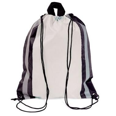 Bolsa de cuerdas reflectante Glitterbag