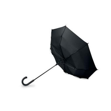 """Luxe 23"""" auto open storm umbrella New quay"""