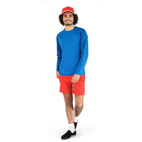 Camiseta técnica Montecarlo Manga Larga