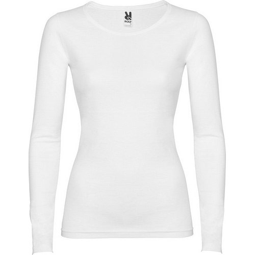 Camiseta Roly Extreme Mujer Blanca