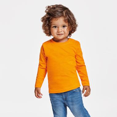 Camiseta Baby manga larga