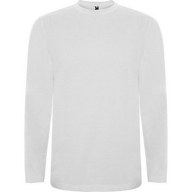 Camiseta Roly Extreme Hombre Blanca