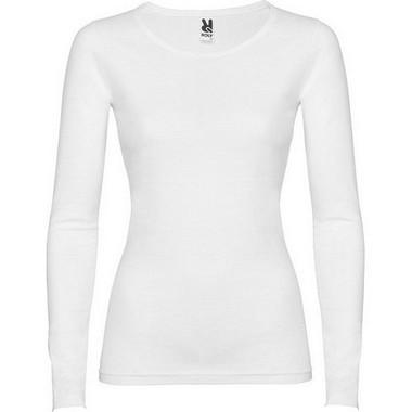 Camiseta Roly Extreme Mujer Blanca