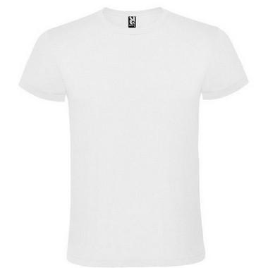 Camiseta Roly Atomic 150 Blanca