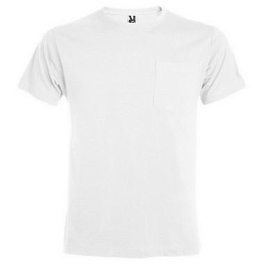 Camiseta Roly Teckel Blanca
