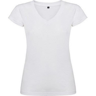 Camiseta Roly Victoria Blanca