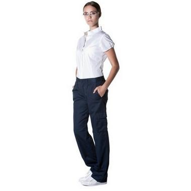 Pantalón laboral largo Daily Mujer
