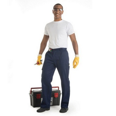 Pantalón laboral largo Daily Next