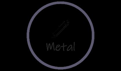 Bolígrafos de metal y aluminio publicidad